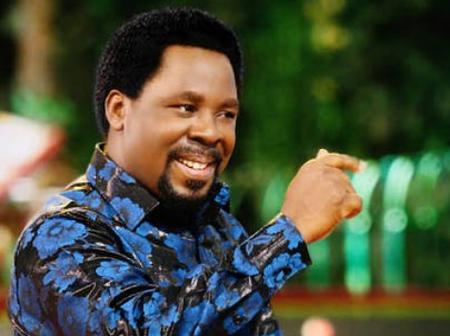 Stop Advertising Your Pain - Prophet TB Joshua Admionishes Christians