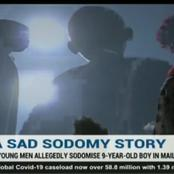 Sad Story Of A Boy That Was Abused By 3 Young Men in Uasin Gishu