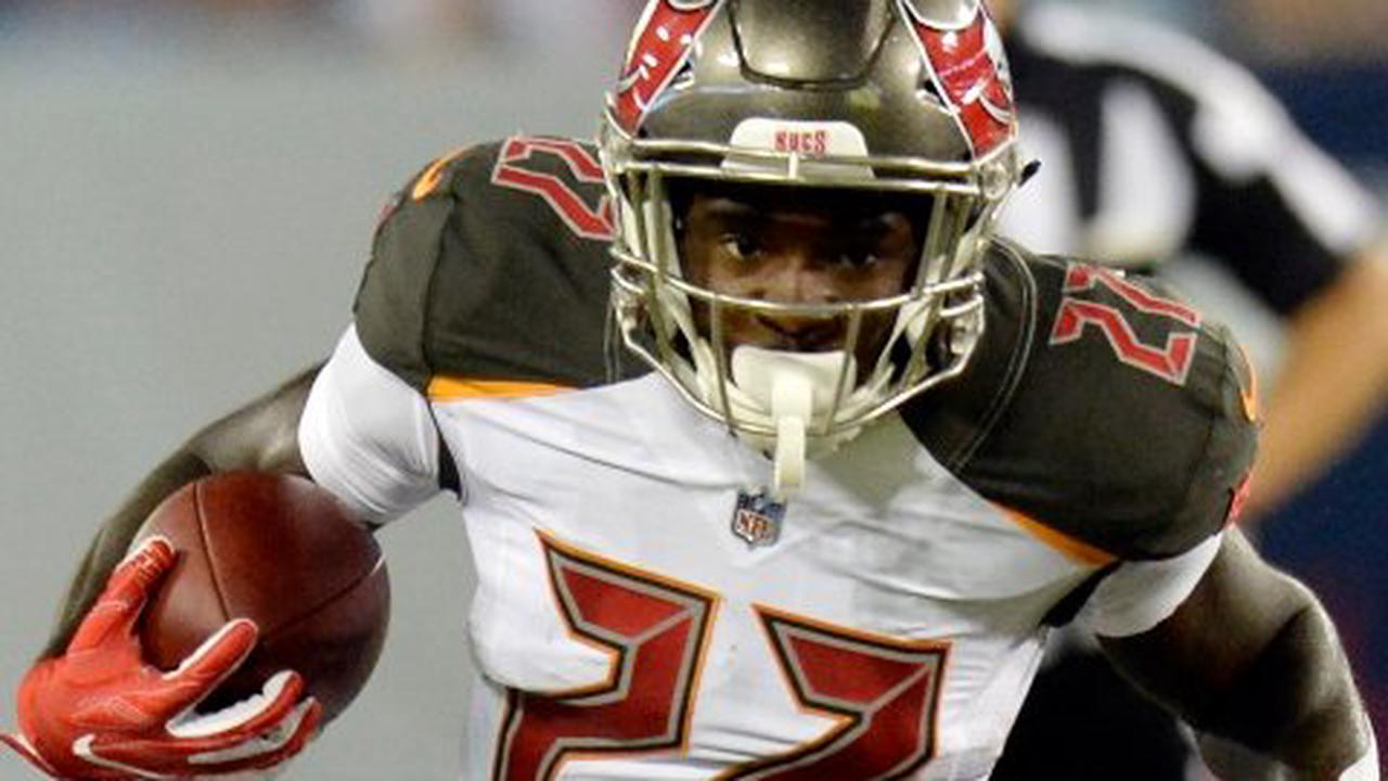 Ronald Jones (quad) a game-time call for Buccaneers on Sunday
