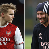 Arsenal Provide Injury Updates On Pierre-Emerick Aubameyang, Bukayo Saka, Martin Odegaard and Emile