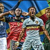 Top 11 Famous Congolese Players Who Rejected The Democratic Republic Of Congo For Other Countries