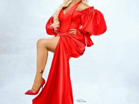 Mercy Eke posts new photos, says