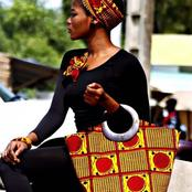 Checkout the Perfect Styles Suitable for your Matching Ankara Dresses and Ankara Bags.