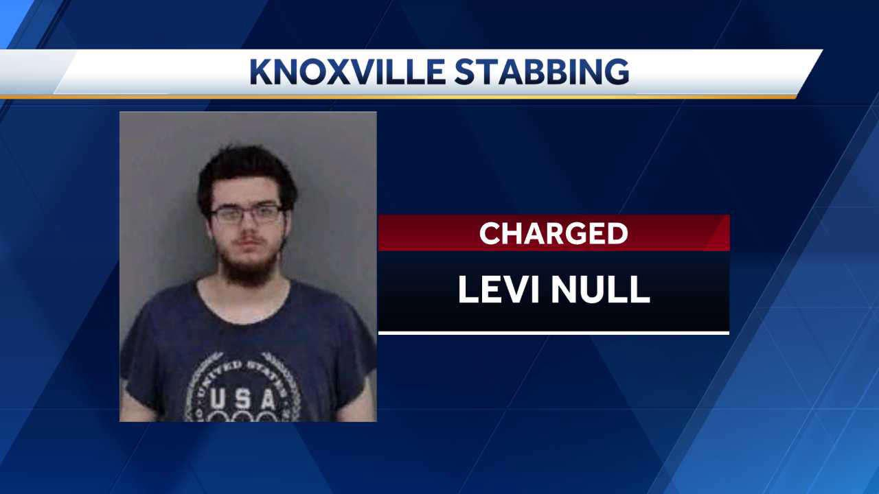 Man charged in Knoxville stabbing that left man in intensive care