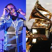 Fans react as Burna Boy's name is missing on list of artists to perform at the Grammys