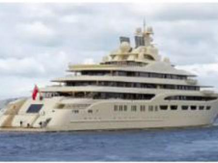 These are some of the most expensive Yachts in the world.