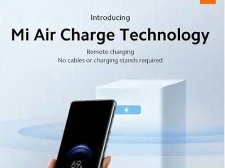 New Wireless Charger Capable Of Charging your Phone And Other Appliances From Meters Away.