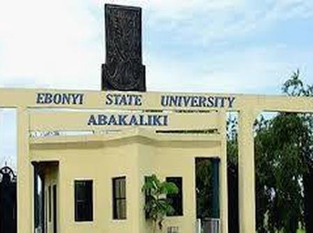 EBSU To Resume On 5th October 2020; 4 Things Students Are Required To Bring While Resuming