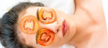 Rub Tomatoes On Your Skin And Here Is What Will Happen - [PHOTOS]