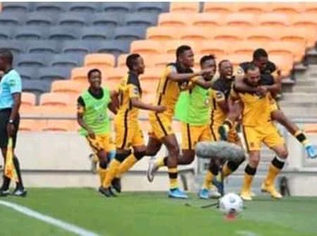 Horoya vs Kaizer Chiefs on the 10th April 2021