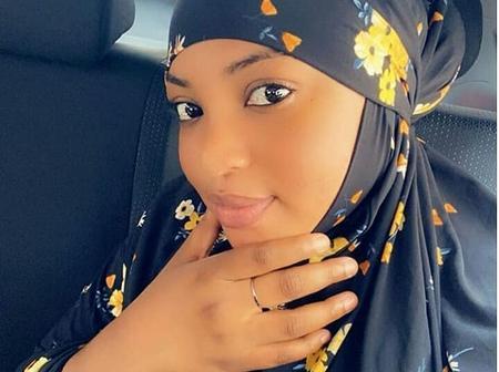 Meet Aisha Aliyu Tsamiya, The Gorgeous Kannywood Actress