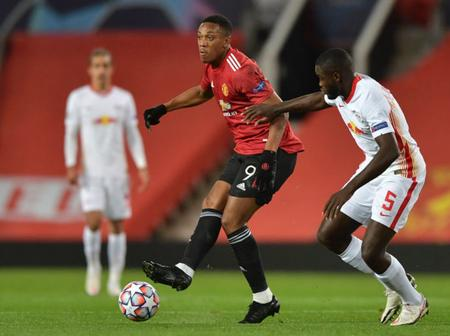 Key Player Ruled out of Manchester United and RB Leipzig Clash