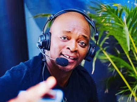 Congratulations pour in for Unathi's ex husband as he returns to the same radio as her.