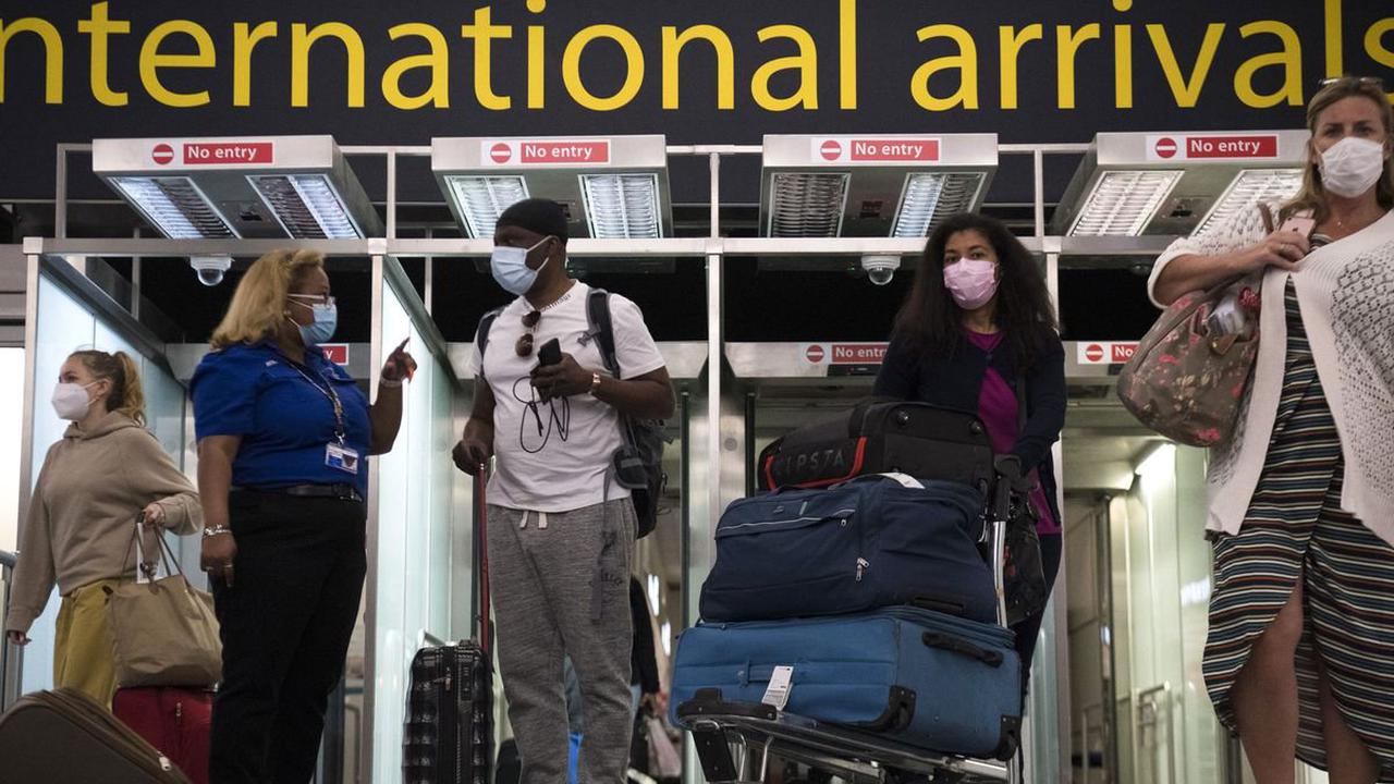 Relief as simplified travel rules are announced