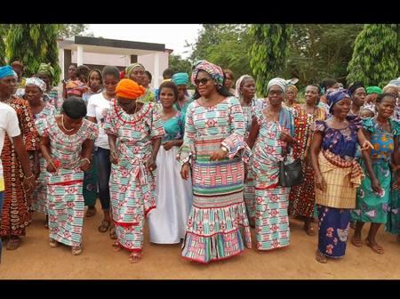 Daloa : les femmes des cantons Gbalohan Sud et Gebouo reconnaissantes au président Ouattara