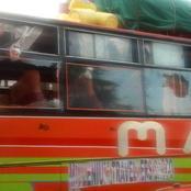 Bus Ambushed On Nairobi-Isiolo Highway