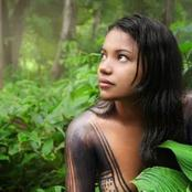 Meet The Beautiful Amazonian People With Astonishing Looks Despite Living In The Jungle