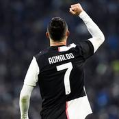 Cristiano Ronaldo makes another European record with his latest goal for Juventus.