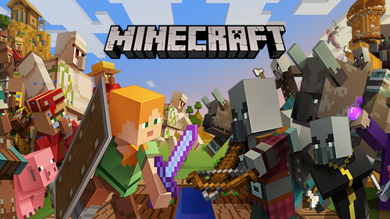 Topic: Online Local Play-Minecraft