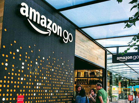 The Cool Innovation That Has Replaced Cashiers At Amazon Go Stores.
