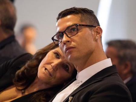 Cristiano Ronaldo's Mother Breaks Down In Tears Over Stroke