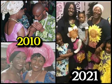 Patient Ozokwor Celebrate Her Daughter 11years In Marriage, See What She Posted That Stare Reactions