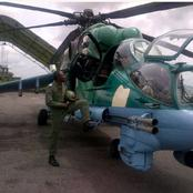 These Pictures Will Prove to You That The Nigerian Airforce Is Among The Best In Africa