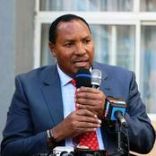 Waititu In Trouble As Mwananchi Credit Goes After His Vehicle Worth 10 Million He Defaulted To Pay.