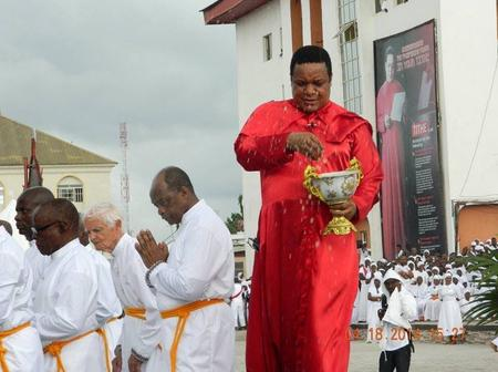 How Olumba Obu Raised Me From the Death, Church member narrates