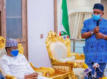 PDP Takes Crucial Step as Another Northern Governor Reportedly Moves to Defect to APC