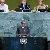 What would happen to Buhari if the US or UN were to sanction him?