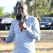 Hon Oscar Sudi Discloses The Amount They Managed To Raise To Help Offset A Pending Medical Bill