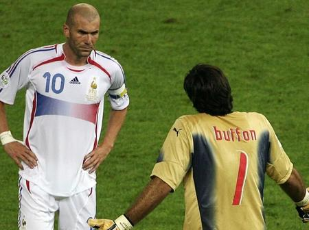Zinedine Zidane: What did Marco Materazzi say to him in 2006 World Cup last?