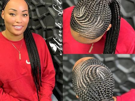 Ladies, See 30 Matured And Uncommon Braid Styles You Can rock On Easter