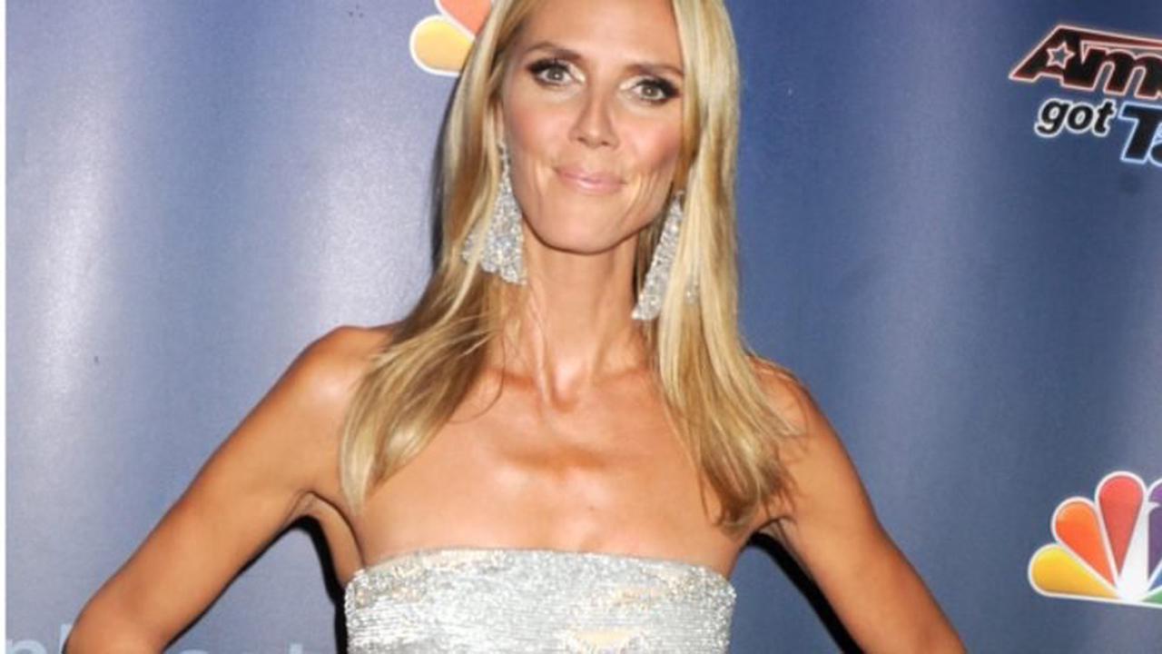 Gefährliche Sucht: Heidi Klum wird immer dünner! Hat sie Angst Tom Kaulitz zu verlieren?