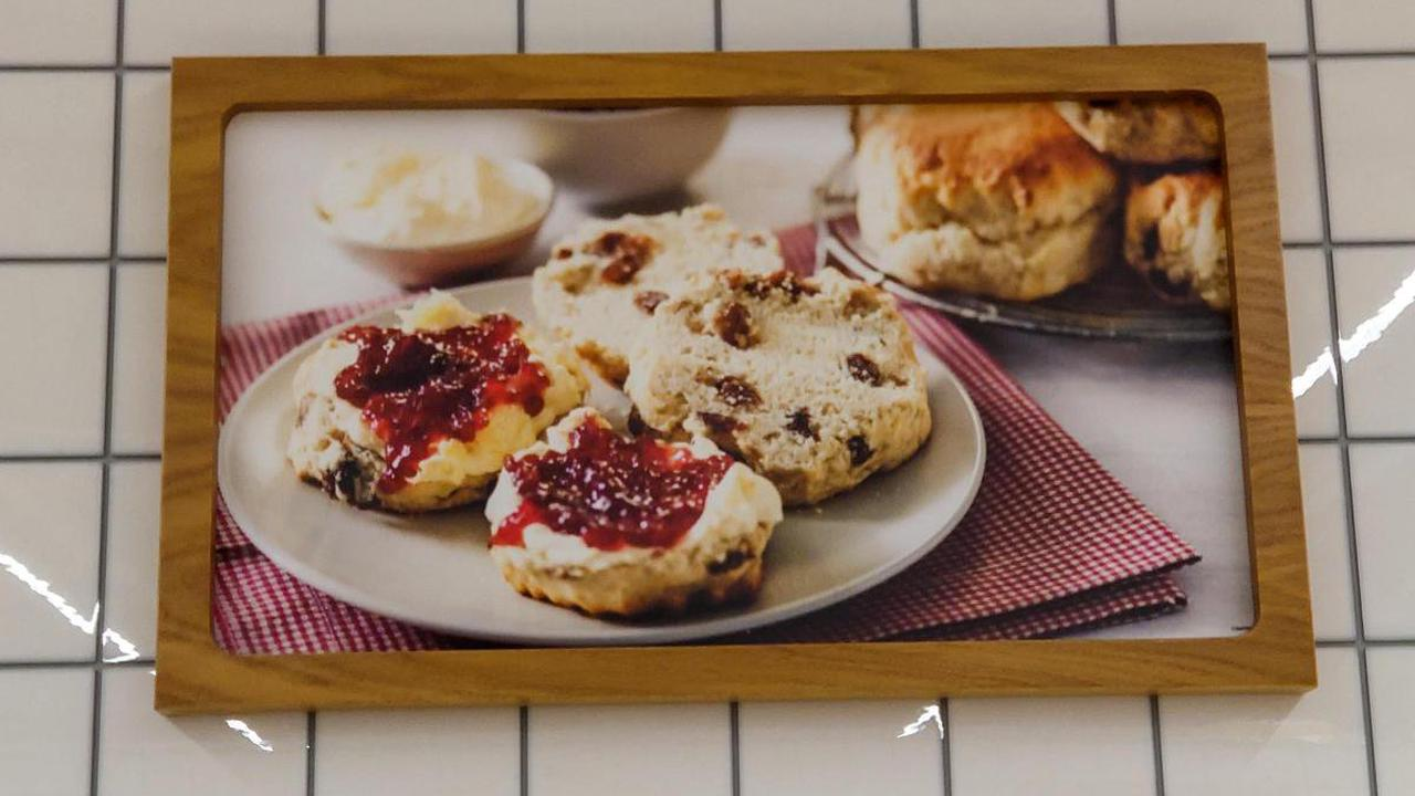 It's all scone wrong!
