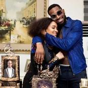 Check Out Cute Pictures of D'banj And His Wife Lineo Didi