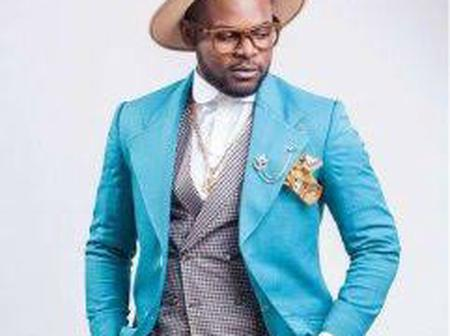 Check out 8 times Falz gave us some off colour suit styles
