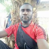 How suspected cultists killed a young man at the popular modern market in Makurdi, Benue state.