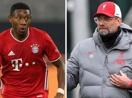 Jurgen Klopp agrees with Liverpool board on Alaba, Koulibaly and Upamecano transfer stance