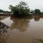 Flood Again? See What Happened Today Morning In Nasarawa LGA Of Nasarawa State. (Photos)