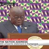 Trending - Akuffo Addo Sets To Deliver The Next State Of The Nation's Address On Tuesday