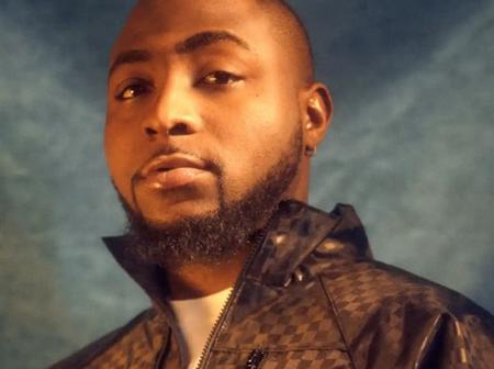 After Davido Said He Is Tired Of Making Money, Davido Later Revealed The Person That Made Him Rich