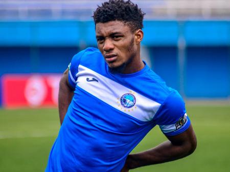 Enyimba Star Anayo Iwuala Replaces Sadiq Umar In The National Team