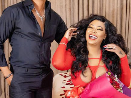 Vera Sidika Confirms That Her Current Husband Mauzo Is A Father Already.