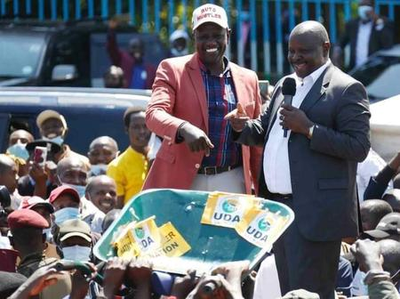 In Bomet, Energised Ruto Takes on 'Weak' Jubilee Party