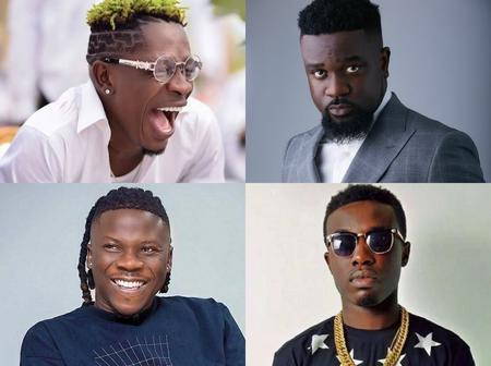 Shatta Wale, Criss Waddle, Sarkodie And Stonebwoy's Cars. Who Is The Richest?