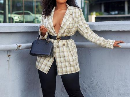 Siyanda from the Queen actress left fans dumbstruck with her recent pictures.