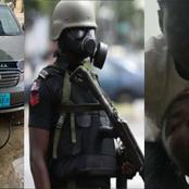 See What Police Did To Officers Who Tortured UNILAG Student To Coma Over Car Plate Number