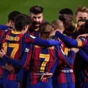Barcelona 3-0 Sevilla: Player Ratings As Blaugrana Reach Copa Del Rey Final With Amazing Comeback